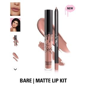 Bare Matte Lip Kit